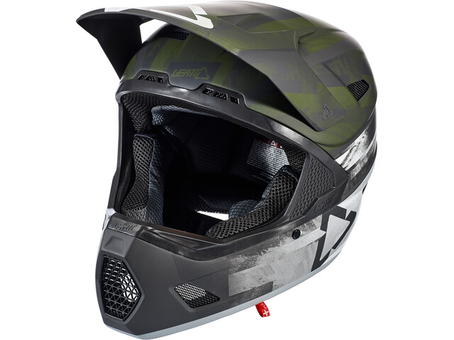 Leatt DBX 3.0 DH Kask, forest